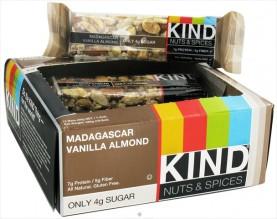 KIND BAR 1.4OZ MADAGSCR VANILLA