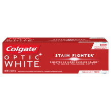COLGATE OPTIC WHT 4.2OZ CLN MNT