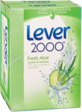 LEVER 2000 4 OZ 2PK FRESH ALOE