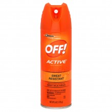 OFF! 6-OZ AEROSOL ACTIVE