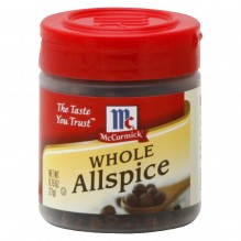 MCCORMICK ALLSPICE WHOLE .75 OZ