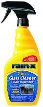 RAIN-X 2IN1 CLEANER 23OZ CS4