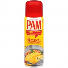 PAM SPRAY REG 6 OZ