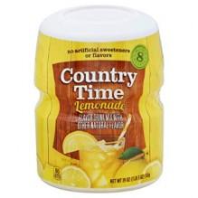 COUNTRY TIME 8QT LEMONADE 19 OZ