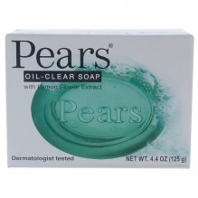 PEARS SOAP 4.4 OZ OIL/CLEAR