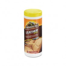 ARMOR ALL LEATHER WIPES 20 CT