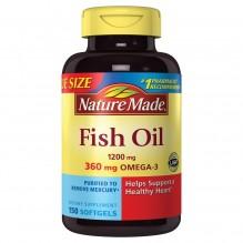 N/M #4294 FISH OIL 1200MG 150CT