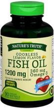 NATURE TRUTH FISH OIL 1200 90CT
