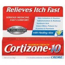 CORTIZONE-10 CREME 1 OZ