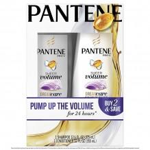 PANTENE SHEER SH/CD 2PK 12.6