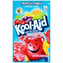 KOOL-AID PACKETS TROP PNCH 4X48
