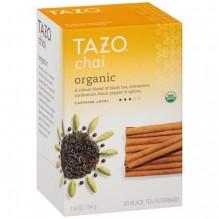 TAZO 2OCT CHAI ORGANC TEA 1.9OZ