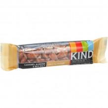 KIND BAR 1.4OZ CARMEL/ALM/SSALT