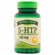 NATURE TRUTH 5-HTP 100MG 50CT