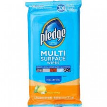PLEDGE MULTI-SURF WIPES 25CT