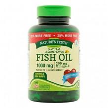 NATURE TRTH FISH OIL 1000M 125C
