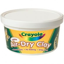 CRAYOLA CLAY BUCKET AIR DRY 2.5