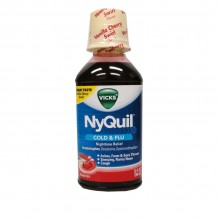 NYQUIL 12 OZ VANILLA CHRY SWIRL