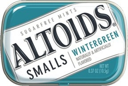 ALTOIDS SMALLS WINTERGREEN 12X9