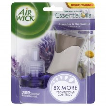 AIR WICK SCNT OIL LAV&CHAM KIT