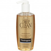 NEUT #609 DEEP CLN FACE 6.7-OZ