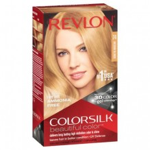 COLORSILK 74 MED BLONDE KIT