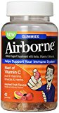 AIRBORNE GUMMIES ASST FRUIT 42C