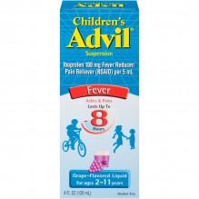 ADVIL CHILDRENS 4 OZ LIQ GRAPE
