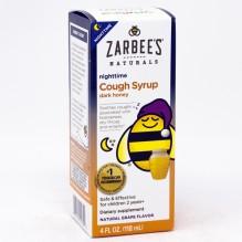 ZARBEES NAT 4OZ CHLD N/T COUGH