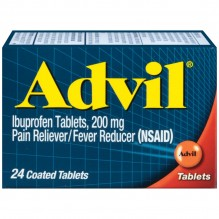 ADVIL TABS 24'S