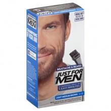 JUST FOR MEN M/BRD LT/M-BR M30